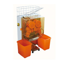 China Highly Efficient Commercial Orange Juice Squeezer 22-25 Oranges Per Minute supplier