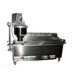 China Industrial Automatic Cake Donut Machine Operate In Electric And Gas supplier