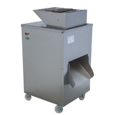 China Durable Automatic Chicken Meat Cutter Machine To Cut Duck Goose Pigeon Fish supplier