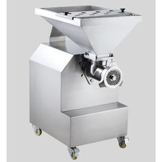 China Butchers Shop Meat Grinder Machine , Electric Meat Mincer Machine Food Grade supplier
