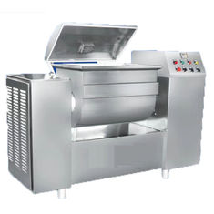China Dough Mixing And Kneading Machine For Prepare Instant Noodle / Dumpling Skin supplier