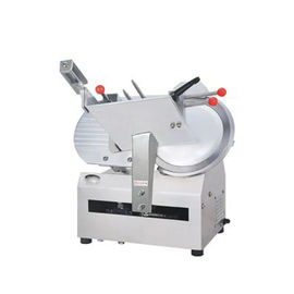 China 12 Inch Portable Cold Meat Slicer Machine Stainless Steel Body Compact Structure distributor