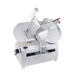China Countertop Commercial Meat Slicer Machine , 14 Inch Restaurant Meat Slicer distributor