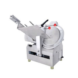 China Restaurant 13 Inch Electric Meat Slicing Machine Commercial Grade 220V distributor