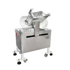 Electric Automatic Meat Slicer Commercial With Double Frequency Modulation